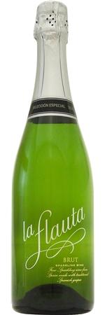 アルティガ フュステル  ラ フラウタ ブリュット NV 白泡 750ml/12本ARTIGA FUSTEL LA FLAUTA BRUTS2364フレッシュで柔らかな口当たり。きれいで爽やかな泡が口中にはじけ、心地良い旨みが楽しめるスパークリングワイン