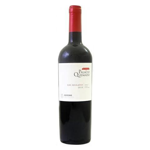 DOリベラデルグアディアーナ 特売 パラシオ ケマド ロス アシラテス 2011 赤 ACILATES2853.e小さな単一畑 の葡萄のみ使用 ミネラル感やスパイシーさを持つ大変複雑性のある味わい 希望者のみラッピング無料 750mlPALACIO LOS フローラルなニュアンスと QUEMADO