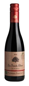 レ・グランザルブル ヴァンドフランスルージュ (SC)赤 375ml/24本.hnLes Grands Arbres Vin de France Rouge