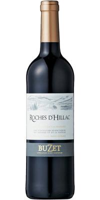 ビュゼビュゼ 赤 ロッシュ・ディヤック 750ml/12本mxBuzet Rouge Roches d'Hillac658606