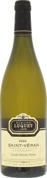 ドメーヌ リュケ サン ヴェラン キュヴェ ヴェール レ モン 2016年 白 750ml/12本 DOMAINE LUQUET SAINT VERAN CUVEE VERS LES MONTS196e柑橘系のアロマ、シャルドネの力強さとエレガントな酸味がふくよかに一体化。芳醇な余韻と共に満足感の広がるワイン。