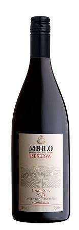 ミオーロ・リゼルバ ピノノワール赤 750ml/6本.ikMiolo Reserva pinot noir