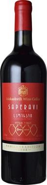 ヴァジアニ ワイナリーマカシヴィリ ワイン セラー サペラヴィ赤 750ml 70%OFFアウトレット 期間限定で特別価格 Wine 611079 Saperavi Cellar 12本.mxMakashivili
