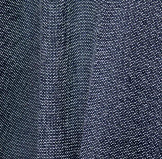 Mサイズ [秋冬] 紳士 メンズ ロング ガウン (IMPETUS インぺタス) 裏起毛 仕上げ 前あわせ ベルト留め