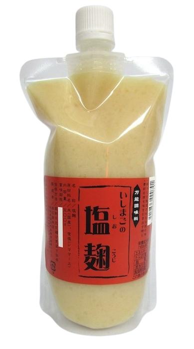 人気急上昇 手造り米麹をゆっくり熟成させ丁寧に火入れをしました 石孫本店 長期熟成 流行 完熟塩麹