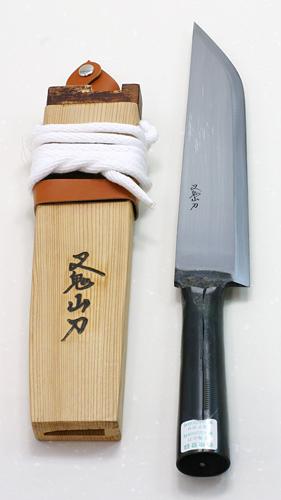 叉鬼山刀 フクロナガサ9寸5分