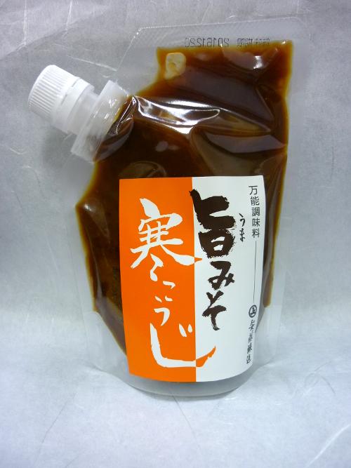 人気の安藤醸造製品 安藤醸造旨みそ寒こうじ 評価 安全 350g