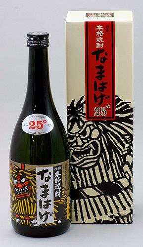 秋田清酒 本格焼酎 なまはげ(25度)