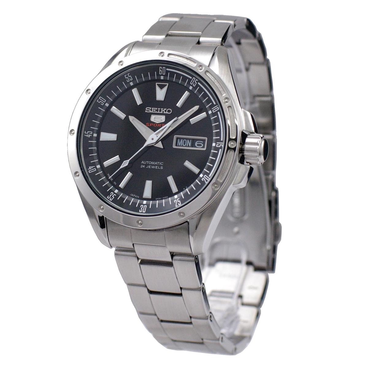 セイコー SEIKO 5 SPORTS 腕時計 メカニカル 自動巻き(手巻付き) 日本製 SARZ005 メンズ