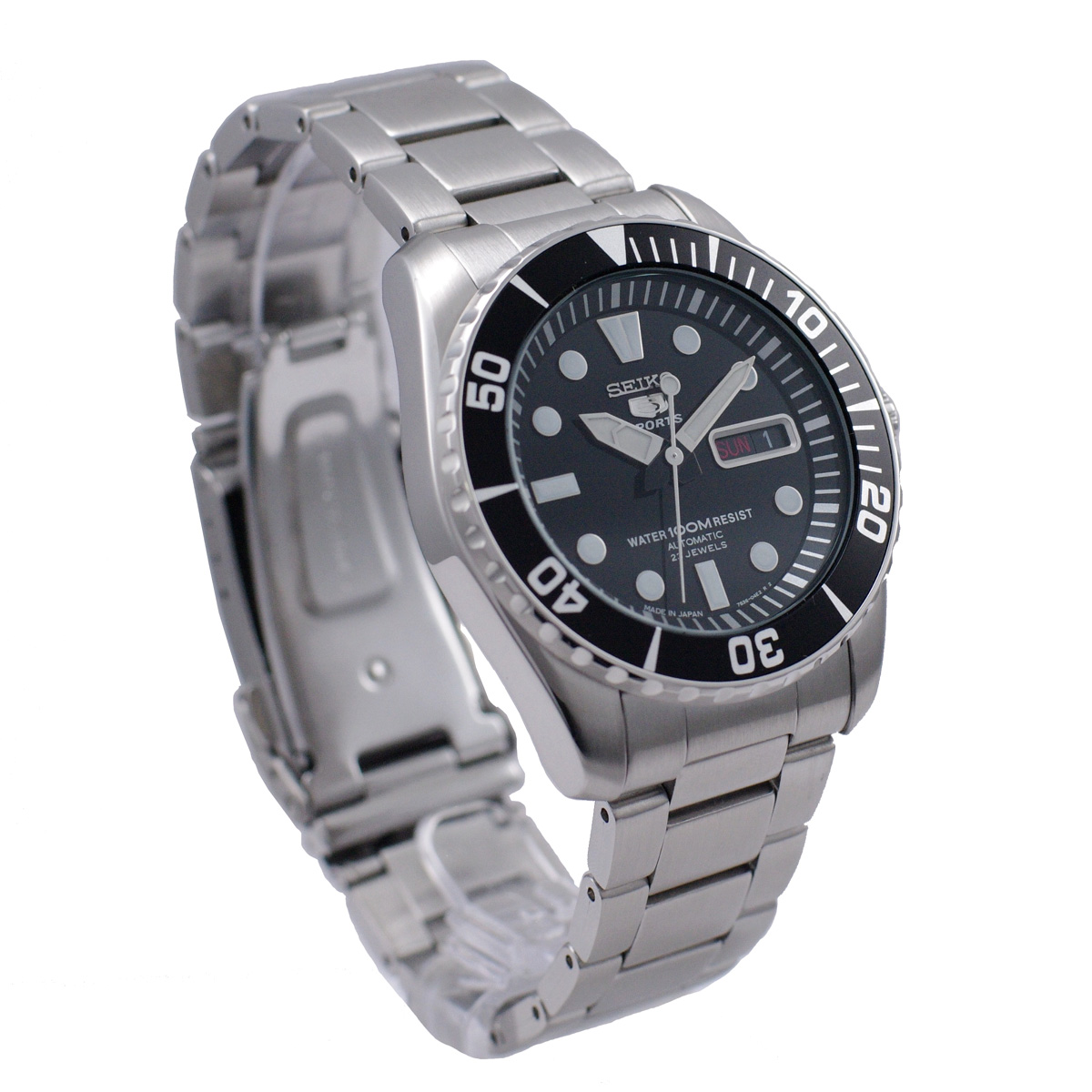 wholesale dealer 88272 b2b25 SNZF17J1 men made in SEIKO SEIKO 5 SPORTS watch foreign countries model  self-winding watch Japan [reimportation product]