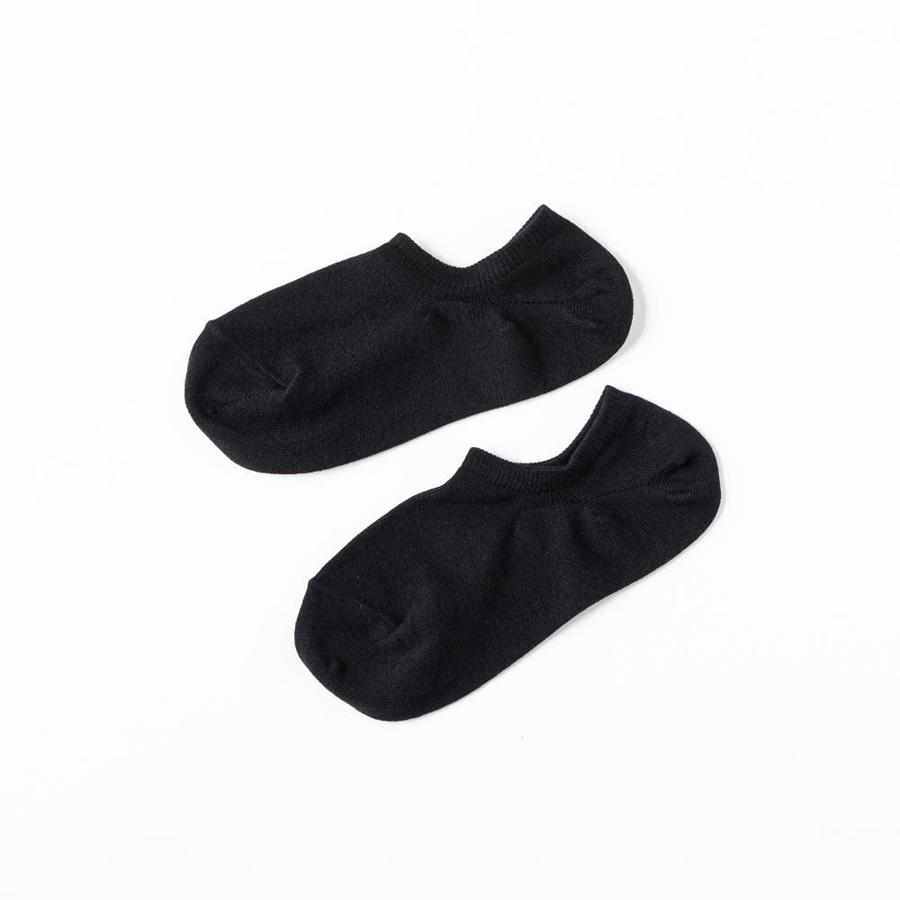 あこめや アコメヤ 靴下 アンクルソックス 激安通販 インナー 安い 激安 プチプラ 高品質 コットン SOEL シルク ブラック 黒 コットンシルクレーヨンスニーカーソックス