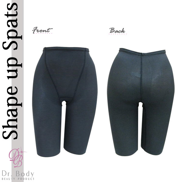 Shape up spats (m/l) ◆ Dr. Body BEAUTY PRODUCT [puffiness and sagging and skinny legs / thighs / stomach / ass and corrugated floor wearing pressure and pelvic straightening and tightening / diet and cellulite and rip up ass legs / stooping/o leg / postp