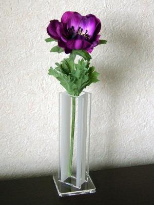 Akuriru S Ruth Acrylic Flower Vase Flower Vase Bud Vase