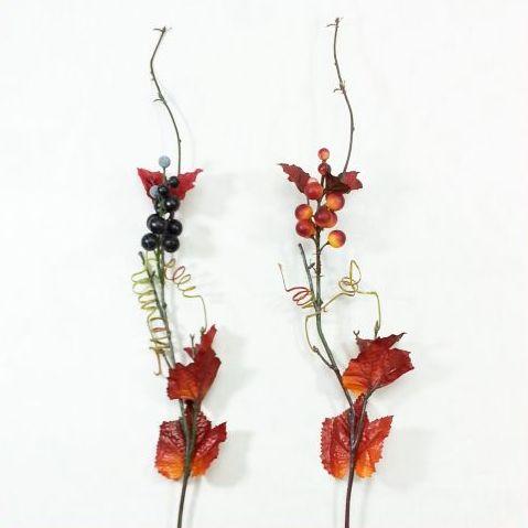 春夏秋冬季節の造花を単品販売 ディスプレイ アレンジや花束の材料に 造花 秋 葡萄 ぶどう 9878 永遠の定番 ブドウ 毎日激安特売で 営業中です グレープスプレー