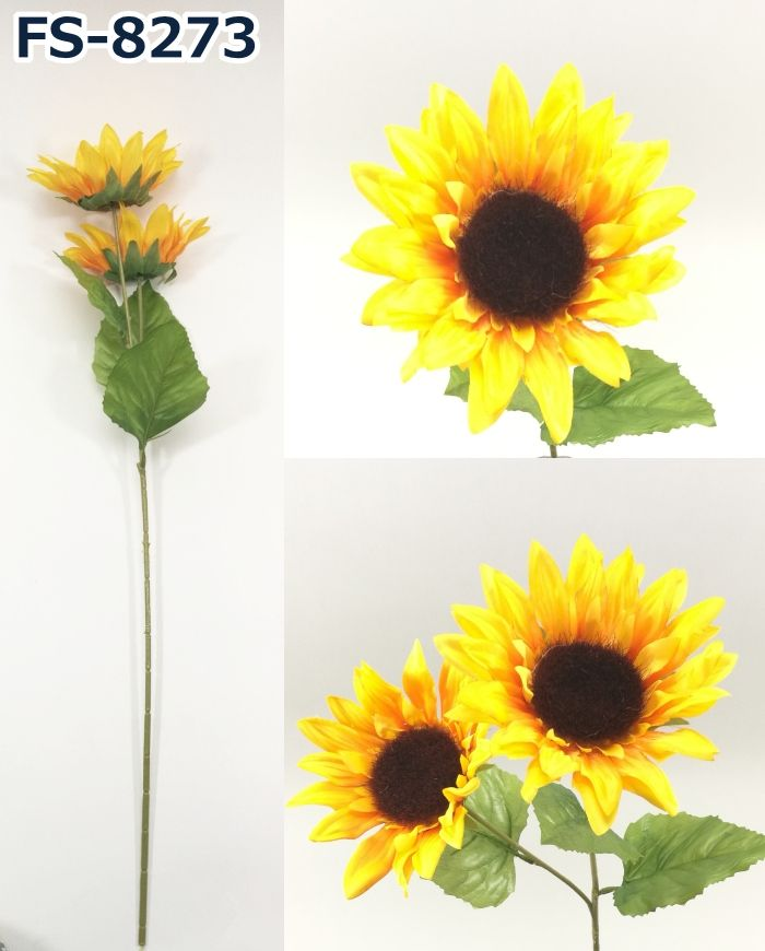 akusesowaaru: Two sunflowers size / sunflower, sunflower ...