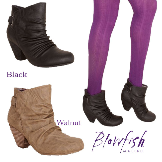 476b38ad11e It is celebrity habitual use 05P03Dec16 Lady's Blowfish blow fish Wheaton  ankle boots short Boots booties magazine publication