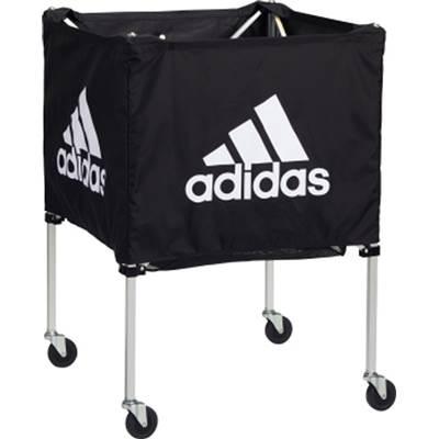 送料無料 アディダス(adidas) ブラック サッカー ボールキャリアー(屋外対応) ABK20BK2