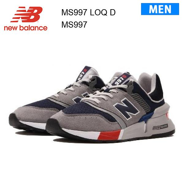 20ss ニューバランス New Balance MS997 LOQ D メンズ 正規品