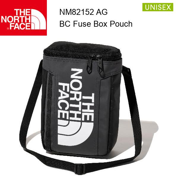21fw ノースフェイス THE NORTH 新着セール 毎日がバーゲンセール FACE 正規品 BCヒューズボックスポーチ カラー Pouch Fuse NM82152 BC AG Box