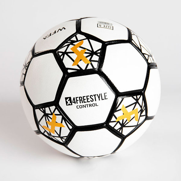 4FREESTYLE 4フリースタイル ボール  CONTROL BALL V2 コントロールボール V2 フリースタイル用 4号 5号 正規品