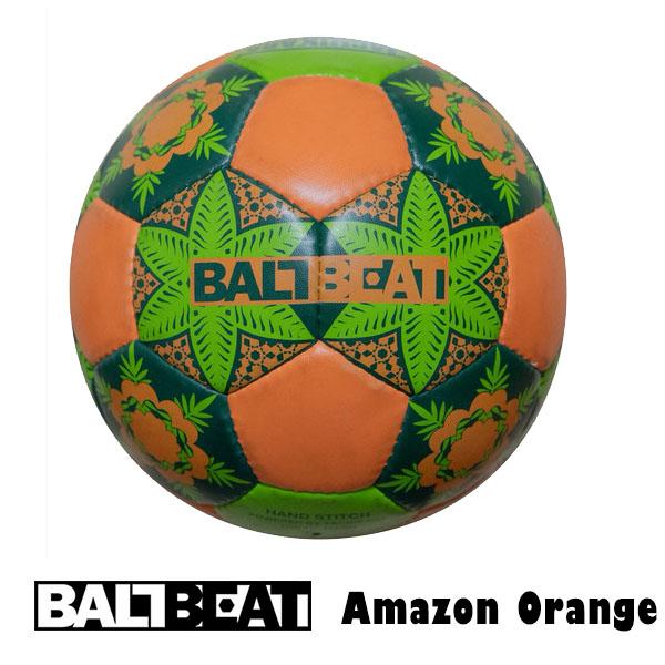 BALLBEAT 爆買い新作 在庫あり FREESTYLE フリースタイルフットボール ボールビート Orange 4.5号球 正規品 Amazon