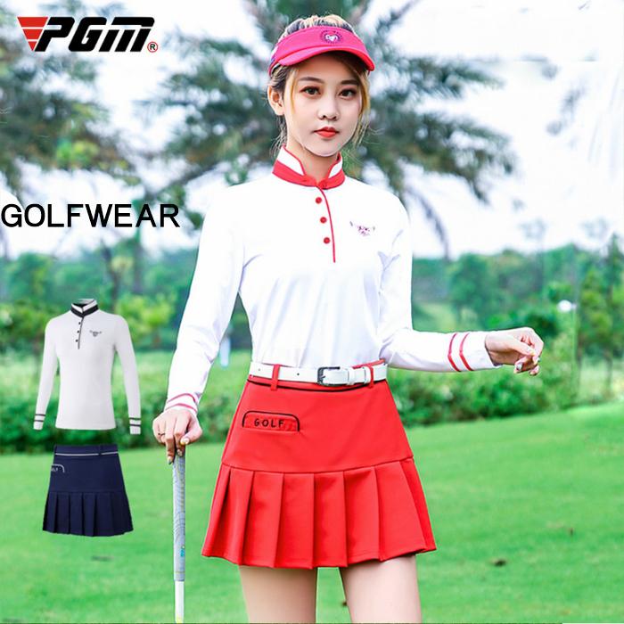 ゴルフウェア レディース ゴルフウェア スカート レディース 綺麗 ホワイト 白 ネイビー 紺 赤 レッド レディース ゴルフグッズ レディースゴルフウェア ゴルフ用品 可愛い 上下セット パンツインナー付きM L XL