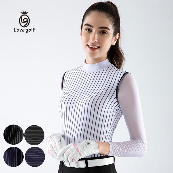 ゴルフウェア シャツ ロングシャツ レディース ゴルフウェア シャツ ロングシャツ 袖 ロング レディース 可愛い 綺麗 ホワイト 白 ネイビー ブラック 縦縞 横縞 ストライプ レディース ゴルフグッズ レディースゴルフウェア ゴルフ用品