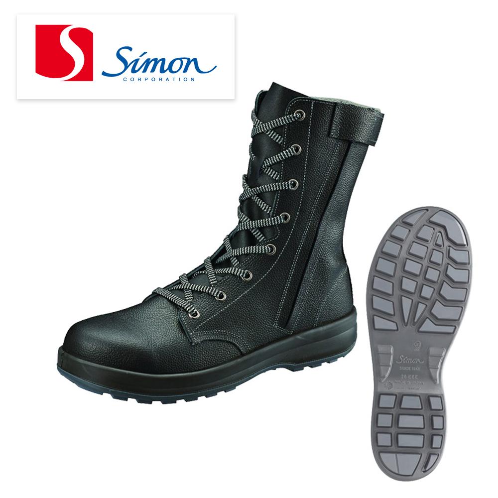 軽量 建設 塗装 左官 土木 工業 土方 建築 値下げ 安全靴 Simon トラック シモン 売り出し 作業靴 SS33C 仕事靴 国産安全靴 ブーツカット ドライバー