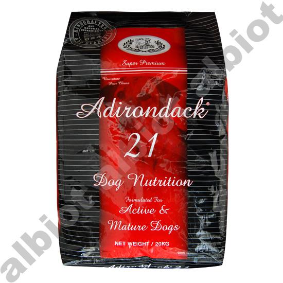 ブラックウッド アデロンダック 21 ドッグフード 20kg (5kg×4袋)