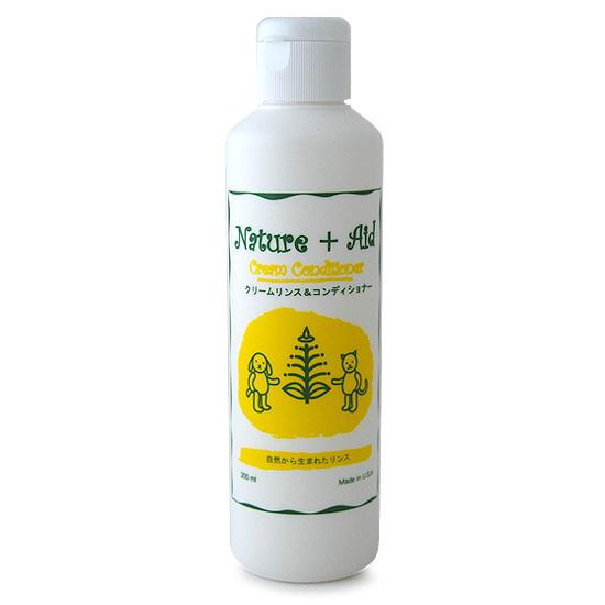 価格 ネイチャーエイド クリームリンスは シャンプー後の保湿効果が高く 被毛のからみを防ぎます 引出物 コンディショナー ネイチャーエイドクリームリンス 475ml ポイント10倍