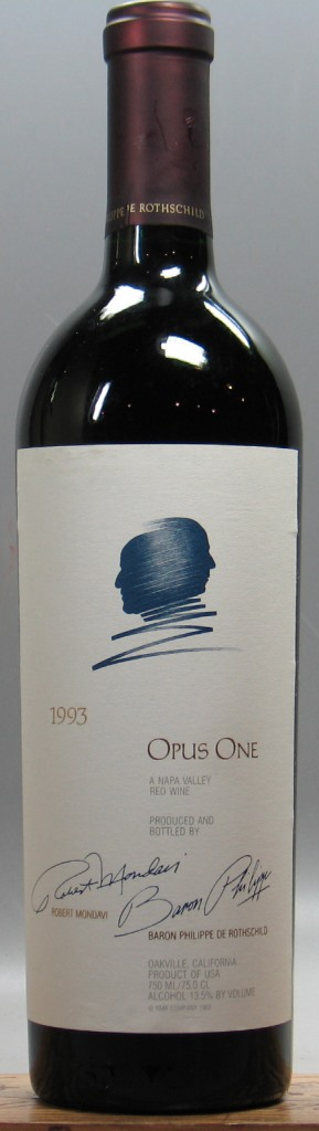 1997オーパスワン 375mlMondavi Robert / Rothschild