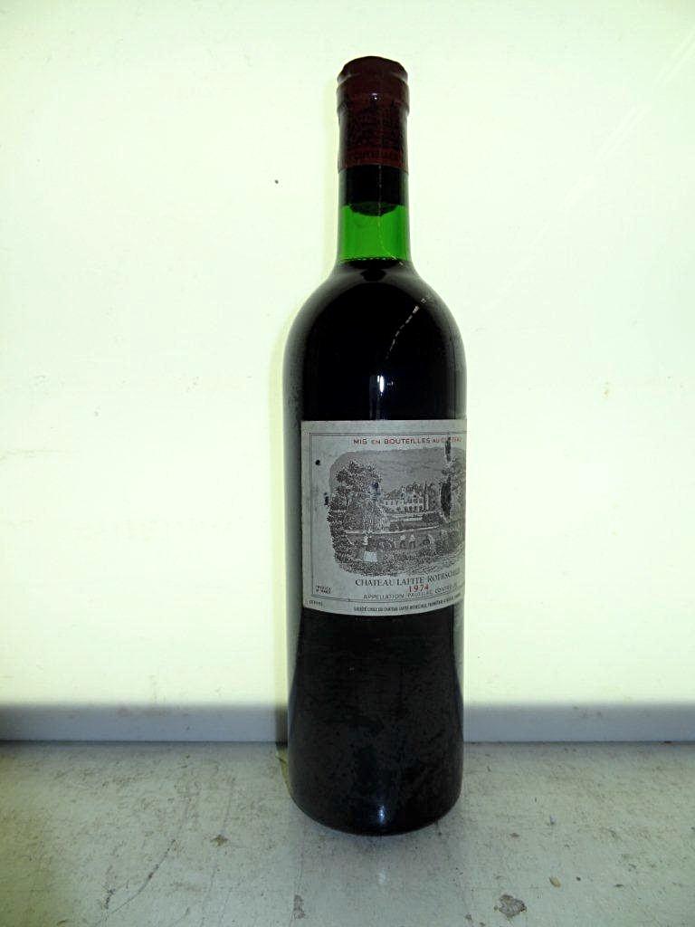 1974Lafite Rothschildご予約品