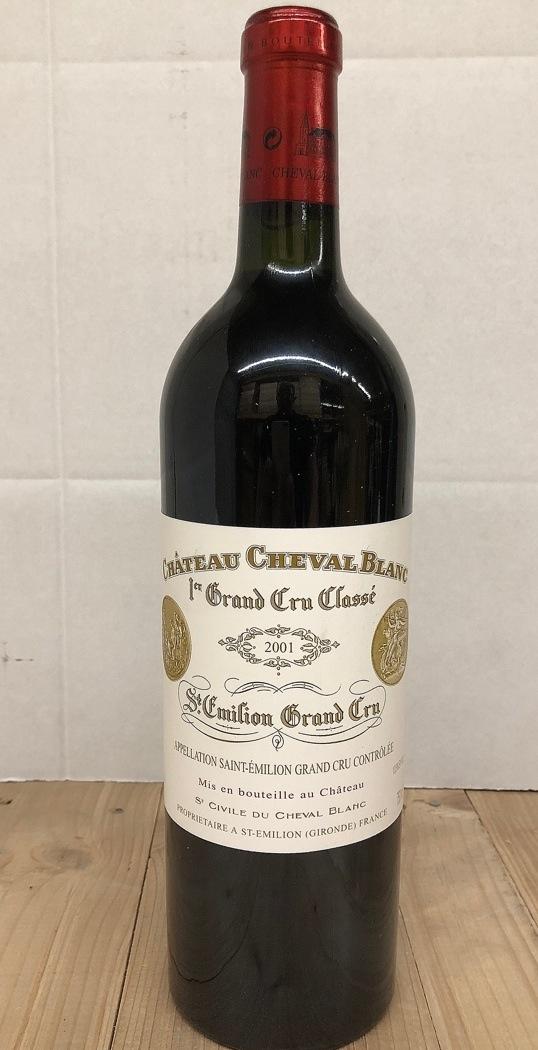 2001シュヴァルブランCh. Cheval Blanc