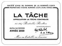 2011DRCラターシュ DRC La Tache
