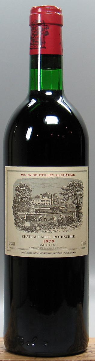 1979  Lafite Rothschild