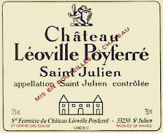 1966 レオヴィル・ポワフェレ{St-Julien}1500ml