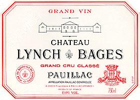 2000 ランシュバージュLynch BagesPauillac