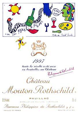 1999 シャトウムートンロートシルドMouton RothschildMagnum