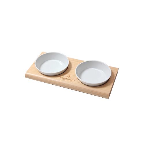 kanbatsu TWOMEAL Double dish カンバツ トゥーミール ダブルディッシュ○