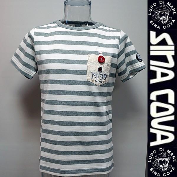 シナコバ・半袖Tシャツ(M)77110410-010-M