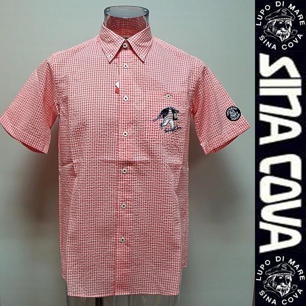 シナコバ・春夏 SS・半袖シャツ(M)77124420-060-M