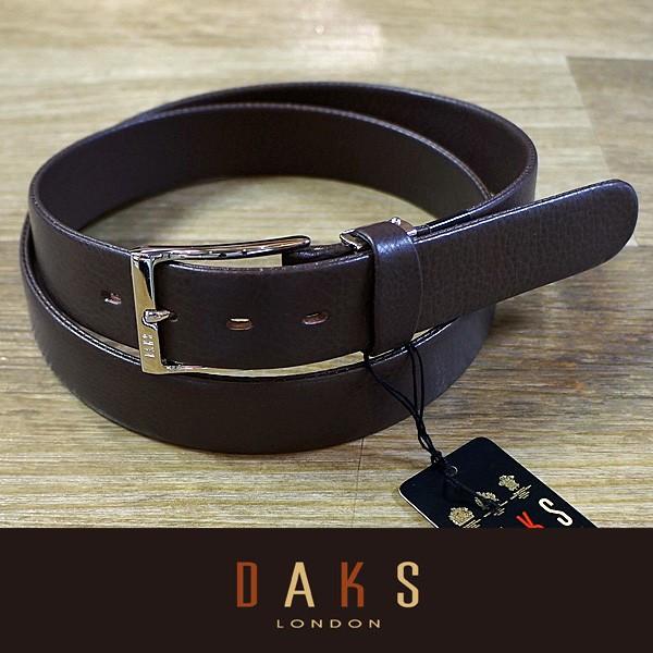 DAKS ダックス ベルト 牛革 袋縫無双仕立 DB35810-02 日本製