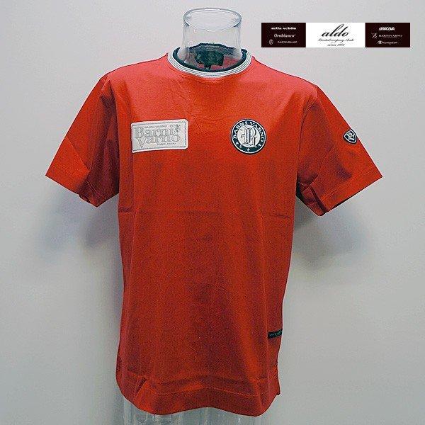 (SALE)バーニヴァーノ・半袖Tシャツ(LL) 19 春夏 SS 新作 BSS-ITH3248-LL-45 BARNI VARNO (LL)