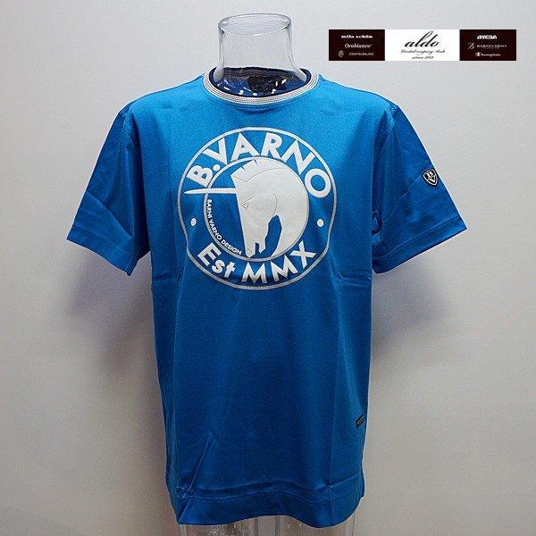 バーニヴァーノ・半袖Tシャツ(M) 19 春夏 SS 新作 BSS-ITH3244-63 BARNI VARNO (M)