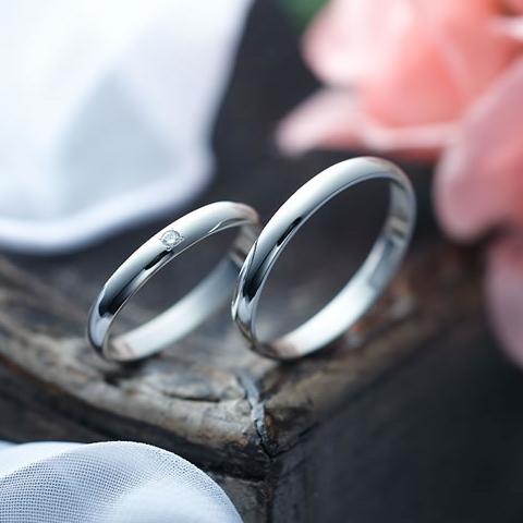 結婚指輪 マリッジリング ペアリング パラジウム Tous Les Deux TLD005-TLD005D 刻印無料 パラジウム 指輪 ペアマリッジリング ペアリング マリッジリング ギフ プレゼント 彼氏 彼女 プロポーズ 記念日 ジュエリー マリキャン 送料無料  ストレート smpl
