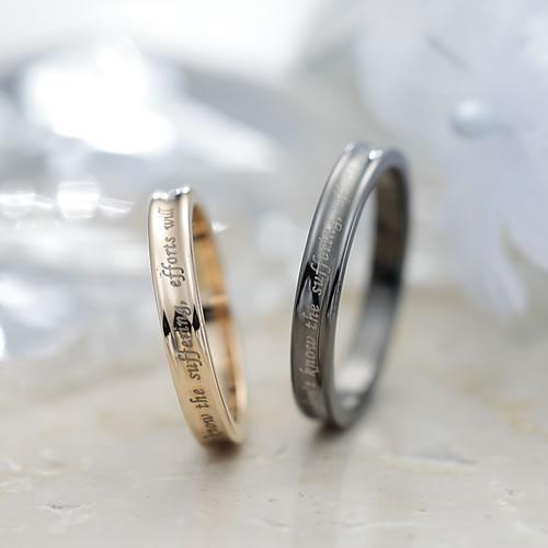 ペアリング ステンレス GRSS124 ブランド PURE 指輪 ステンレスペアリング 金属アレルギーフリー サージカルステンレス316L 7号 9号 11号 13号 15号 17号 19号 21号 ペア カップル ペアルック 誕生日 プレゼント asrk 送料無料 銀婚式 指輪