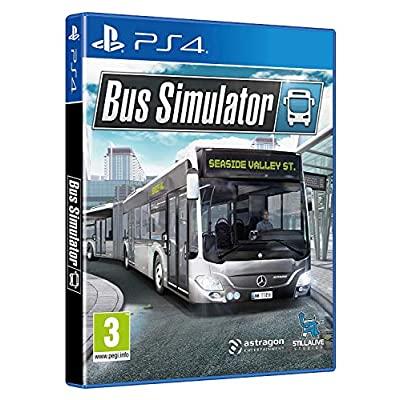 : いつでも送料無料 直営限定アウトレット Bus Simulator 輸入版 PS4