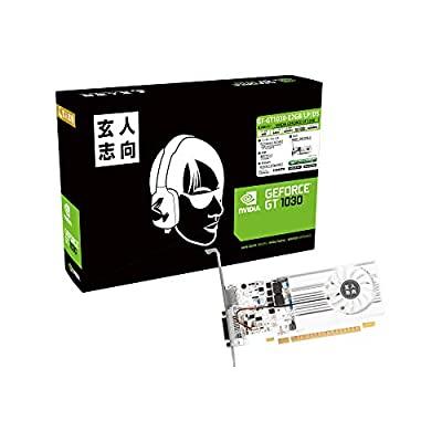 GF-GT1030-E2GB 業界No.1 期間限定特価品 LP D5 : 玄人志向 NVIDIA GeForce シングルファンモデル 1030 GT 2GB 搭載 グラフィックボード