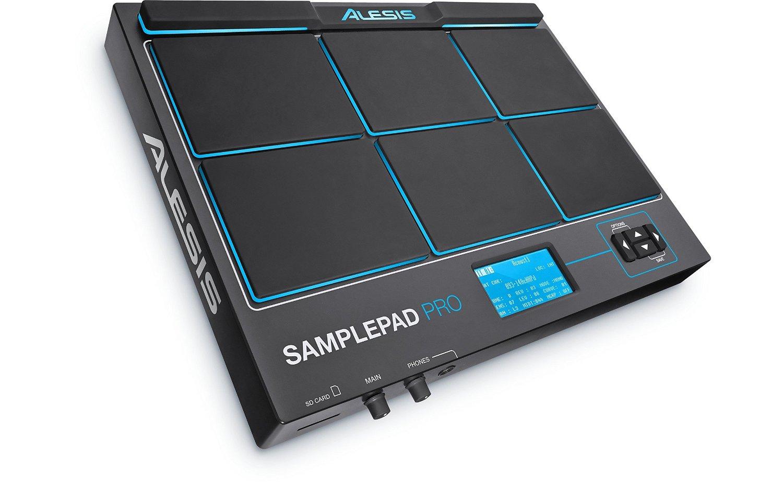 【公式 / 送料無料】Alesis サンプリング パッド 8パッド MIDI端子 SDカード対応 SamplePad Pro