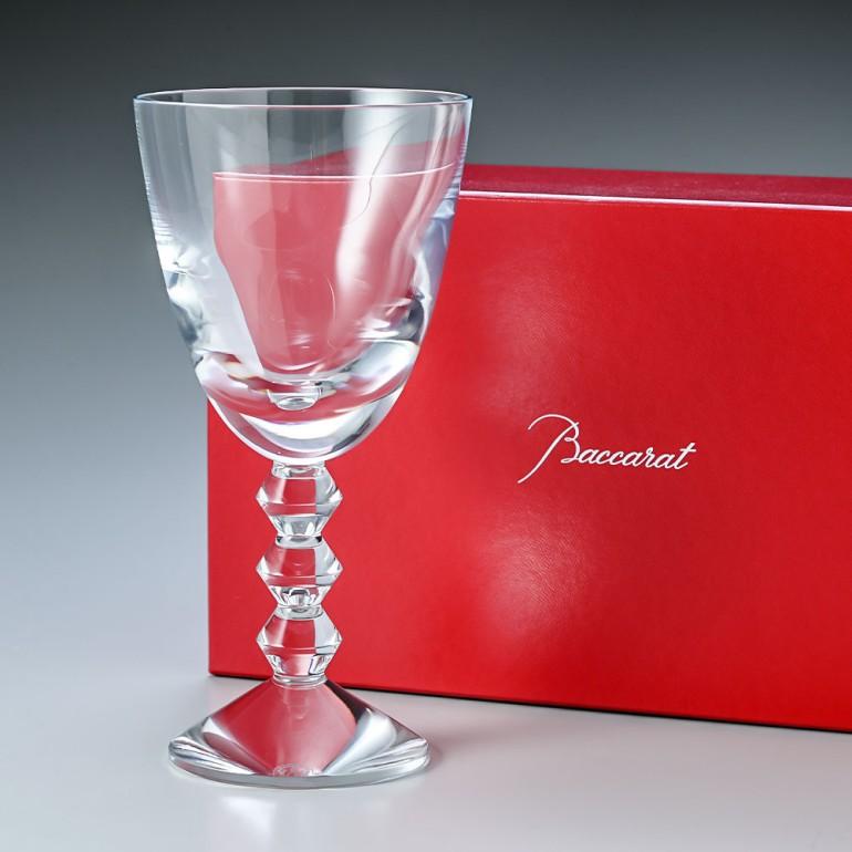 バカラ Baccarat ベガ ワイングラス 18cm 320cc 大(L) グラス 1365102